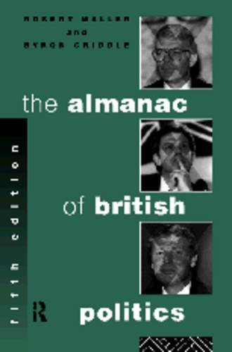 9780415118040: Almanac of British Politics