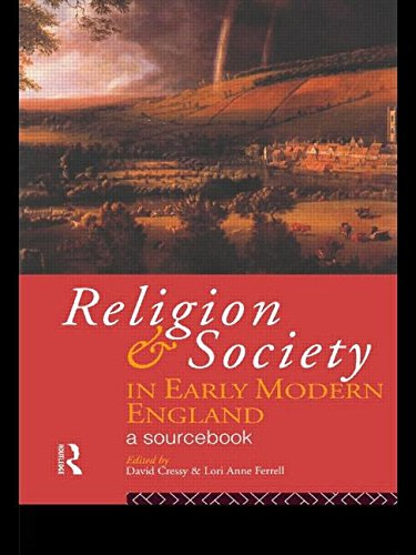 9780415118491: Religion and Society in Early Modern England: A Sourcebook