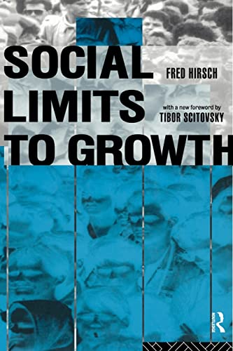 9780415119580: Social Limits to Growth