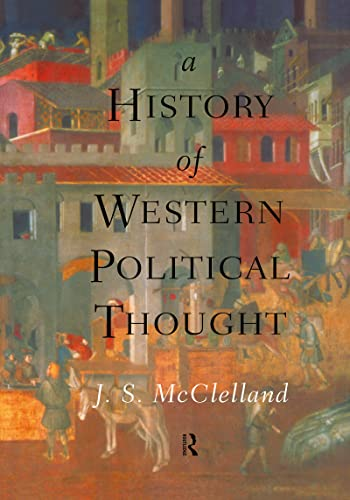 9780415119610: A History of Western Political Thought