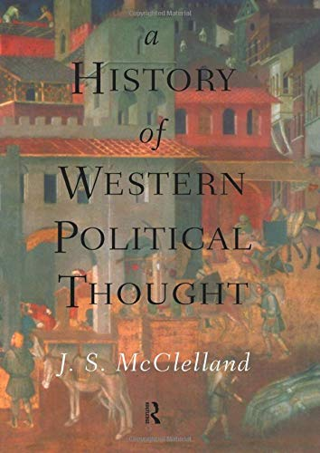 9780415119627: A History of Western Political Thought