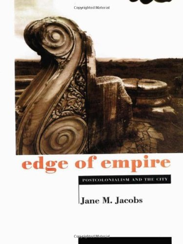 9780415120067: Edge of Empire: Postcolonialism and the City