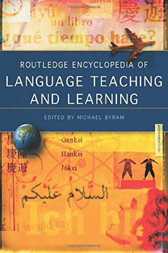 Routledge Encyclopedia of Language Teaching and Learning: Michael Byram