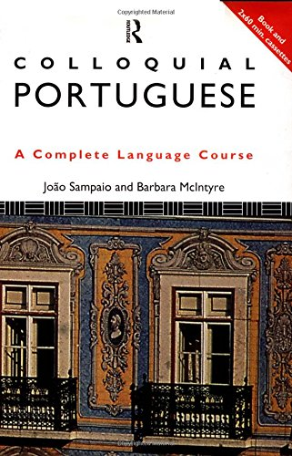 9780415121088: Colloquial Portuguese: The Complete Course for Beginners (Colloquial Series (Multimedia))