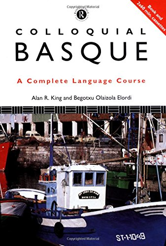 9780415121118: Colloquial Basque: A Complete Language Course (Book and Two 60-Minute Audio Cassettes)
