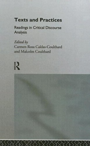 9780415121422: Texts and Practices: Readings in Critical Discourse Analysis