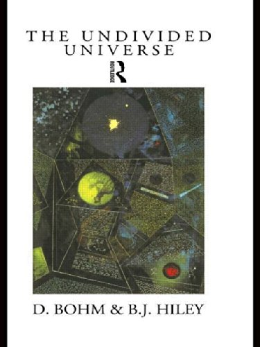 9780415121859: The Undivided Universe: An Ontological Interpretation of Quantum Theory
