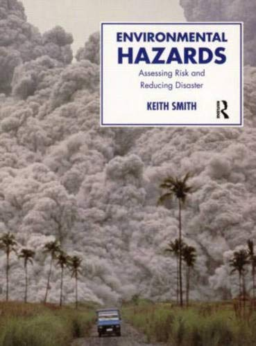 9780415122047: Environmental Hazards: 2nd Edition (Routledge Physical Environment Series)