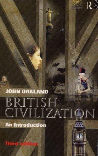 9780415122580: British Civilization: An Introduction