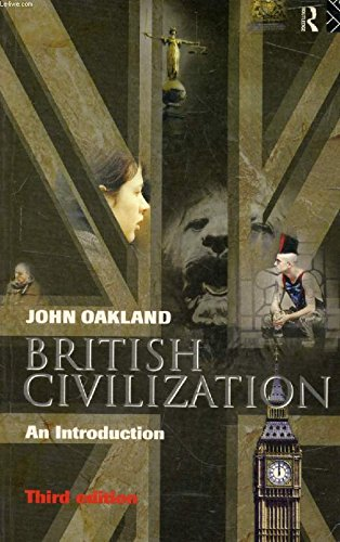 9780415122580: British Civilization: An Introduction