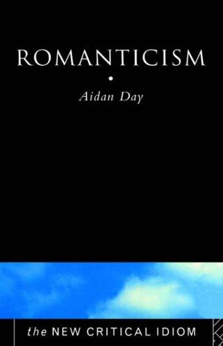 9780415122665: The New Critical Idiom : Romanticism