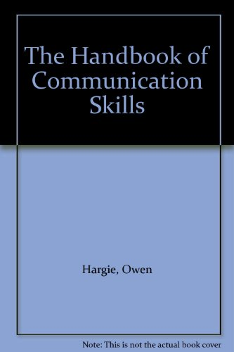 9780415123259: The Handbook of Communication Skills