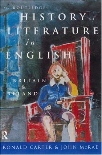 9780415123433: The Routledge History Of Literature in English: Britain and Ireland