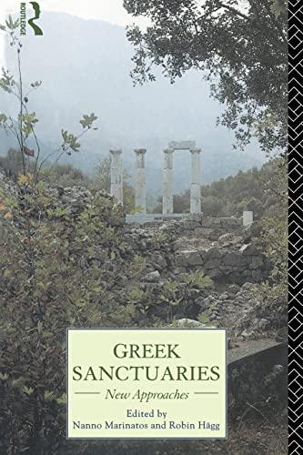 9780415125369: Greek Sanctuaries: New Approaches
