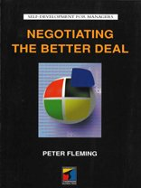 9780415125673: Negotiating a Better Deal (Self-Development for Managers Series)