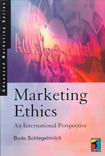 9780415125888: Marketing Ethics: An International Perspective (Advanced marketing series)