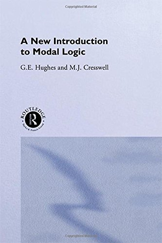 9780415125994: A New Introduction to Modal Logic