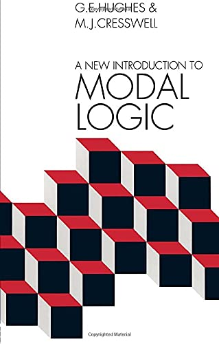 9780415126007: A New Introduction to Modal Logic (Roman)