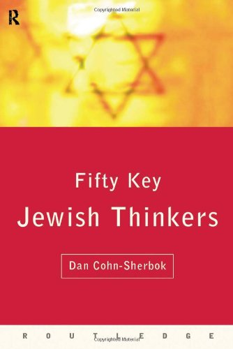 9780415126274: Fifty Key Jewish Thinkers (Routledge Key Guides)