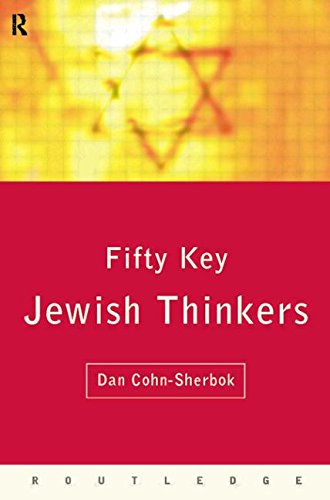 9780415126281: Fifty Key Jewish Thinkers (Routledge Key Guides)