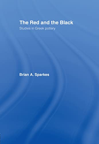 9780415126601: The Red and the Black: Studies in Greek Pottery