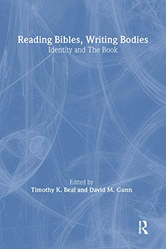 9780415126656: Reading Bibles, Writing Bodies: Identity and The Book (Biblical Limits)