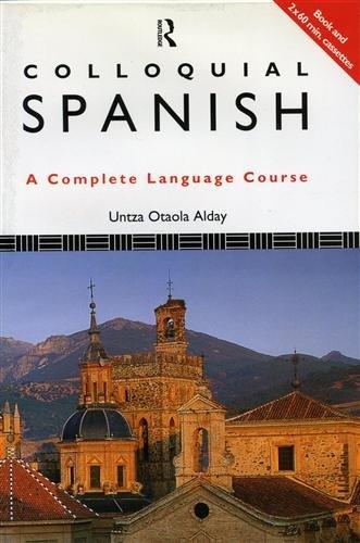 9780415126823: Colloquial Spanish: Book/Compact Disc (Colloquial Series)