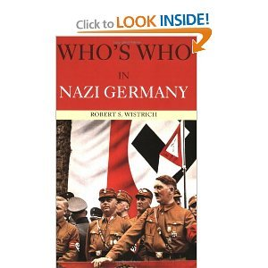 9780415127233: Who's Who in Nazi Germany (Who's Who Series)