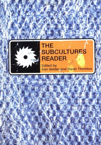 9780415127288: The Subcultures Reader