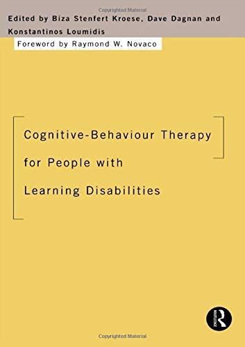 9780415127509: Cognitive-Behaviour Therapy for People with Learning Disabilities