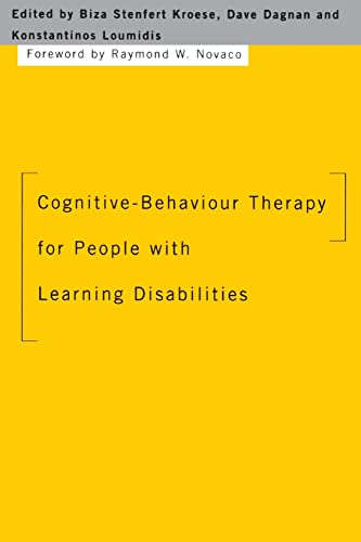 9780415127516: Cognitive-Behaviour Therapy for People with Learning Disabilities