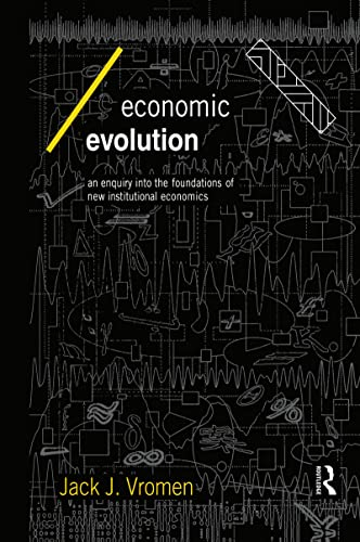 9780415128124: Economic Evolution: An Inquiry into the Foundations of the New Institutional Economics (Economics as Social Theory)