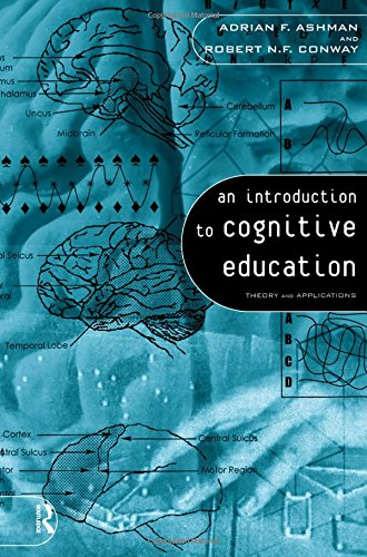 An Introduction to Cognitive Education: Theory and: Ashman, Adrian F.,