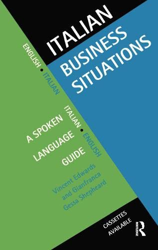 9780415128476: Italian Business Situations: A Spoken Language Guide