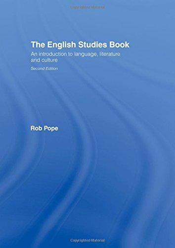 9780415128667: The English Studies Book