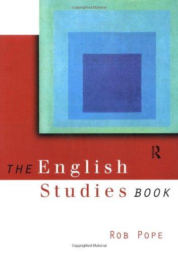 9780415128674: The English Studies Book