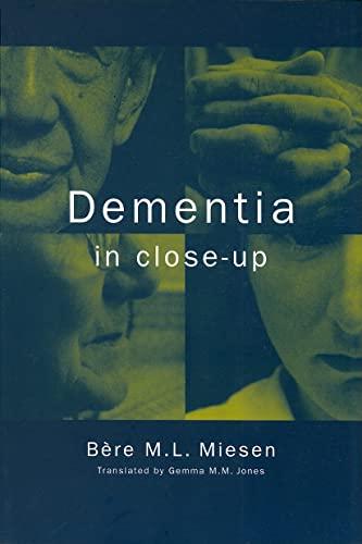 9780415128858: Dementia in Close-Up