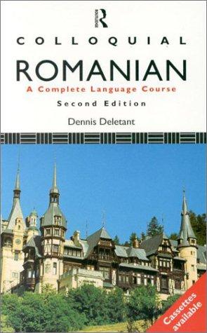 9780415129008: Colloquial Romanian: A Complete Language Course (Colloquial Series)