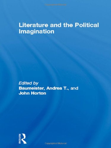 9780415129145: Literature and the Political Imagination