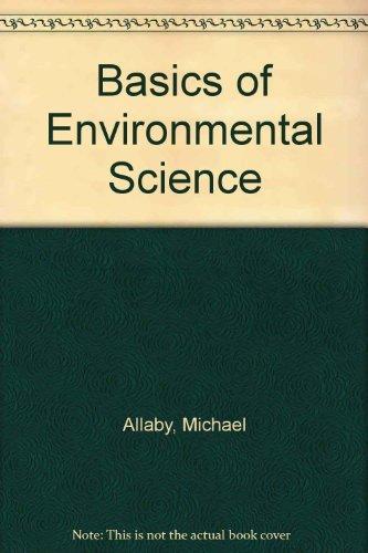 9780415130189: Basics of Environmental Science