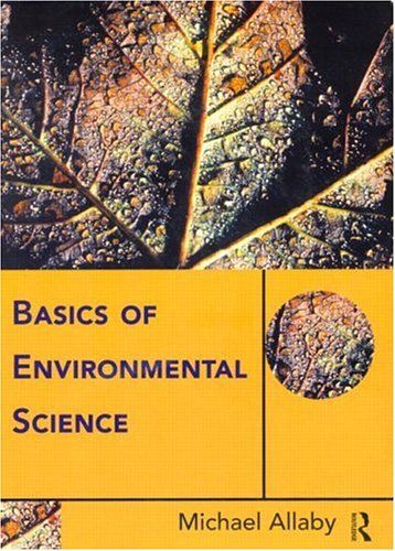 9780415130196: Basics of Environmental Science