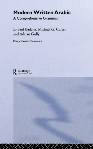 9780415130844: Modern Written Arabic: A Comprehensive Grammar (Routledge Comprehensive Grammars)