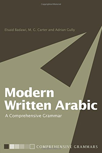 9780415130851: Modern Written Arabic: A Comprehensive Grammar (Routledge Comprehensive Grammars)