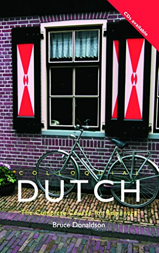 9780415130868: Colloquial Dutch: A Complete Language Course (Colloquial Series)