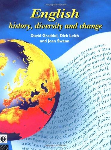 9780415131186: English: History, Diversity and Change (English Language: Past, Present & Future)