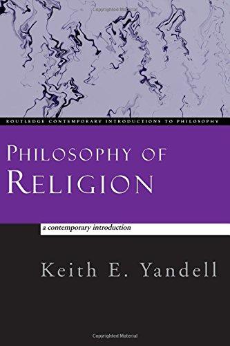 9780415132138: Philosophy of Religion: A Contemporary Introduction (Routledge Contemporary Introductions to Philosophy)