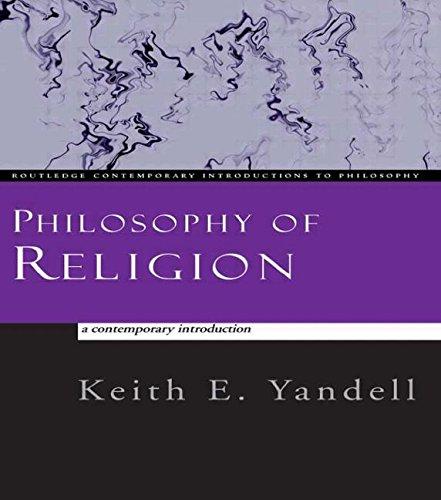 9780415132145: Philosophy of Religion: A Contemporary Introduction (Routledge Contemporary Introductions to Philosophy)