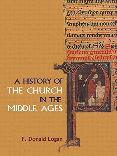 9780415132893: A History of the Church in the Middle Ages