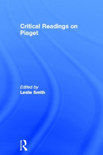 9780415133173: Critical Readings on Piaget