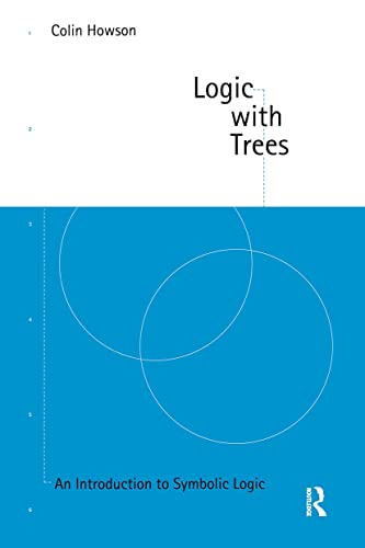 9780415133425: Logic with Trees: An Introduction to Symbolic Logic